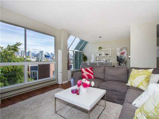 "Photo 4: 502 1508 MARINER Walk in Vancouver: False Creek Condo for sale in ""MARINER POINT"" (Vancouver West)  : MLS®# V1069887"