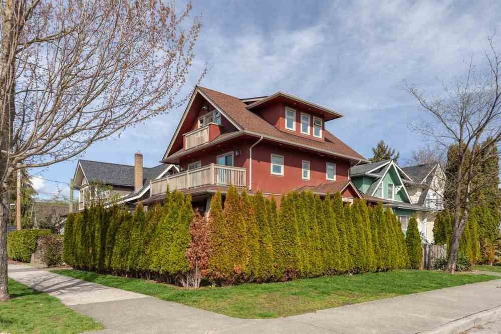 Main Photo: 3185 West 3rd Avenue in Vancouver: Kitsilano Multifamily for sale (Vancouver West)  : MLS®# R2404592