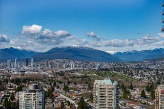 """Photo 9: 2909 4670 ASSEMBLY Way in Burnaby: Metrotown Condo for sale in """"Station Square"""" (Burnaby South)  : MLS®# R2564730"""