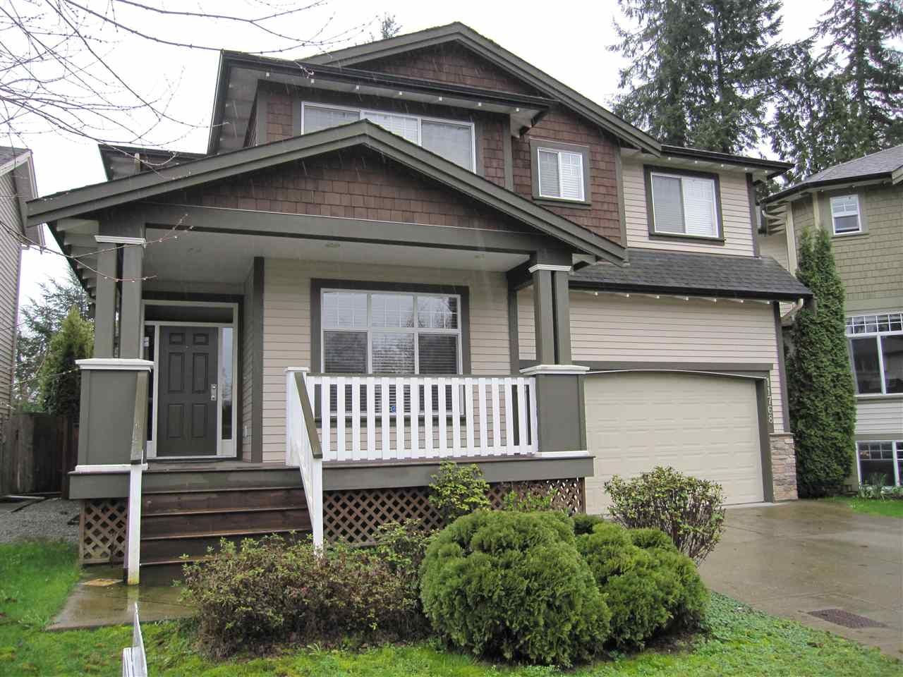 Main Photo: 11768 237A Street in Maple Ridge: Cottonwood MR House for sale : MLS®# R2044375