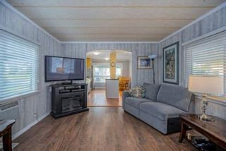 """Photo 10: 182 7790 KING GEORGE Boulevard in Surrey: East Newton Manufactured Home for sale in """"CRISPEN BAYS"""" : MLS®# R2616846"""