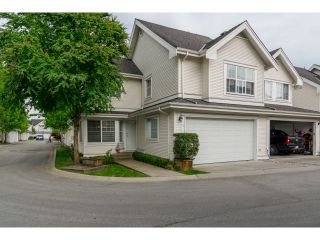 """Photo 1: 71 17097 64 Avenue in Surrey: Cloverdale BC Townhouse for sale in """"The Kentucky"""" (Cloverdale)  : MLS®# R2064911"""