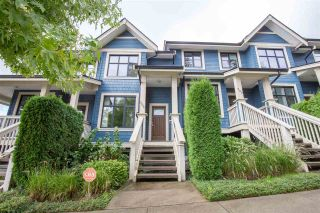 """Main Photo: 208 8485 NEW HAVEN Close in Burnaby: Big Bend Townhouse for sale in """"MCGREGOR"""" (Burnaby South)  : MLS®# R2504730"""