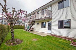 """Photo 25: 37 7455 HURON Street in Chilliwack: Sardis West Vedder Rd Condo for sale in """"Ascott Estates"""" (Sardis)  : MLS®# R2576070"""
