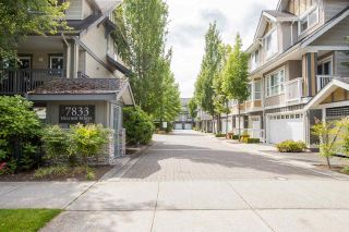 Photo 25: 17 7833 HEATHER Street in Richmond: McLennan North Townhouse for sale : MLS®# R2474688