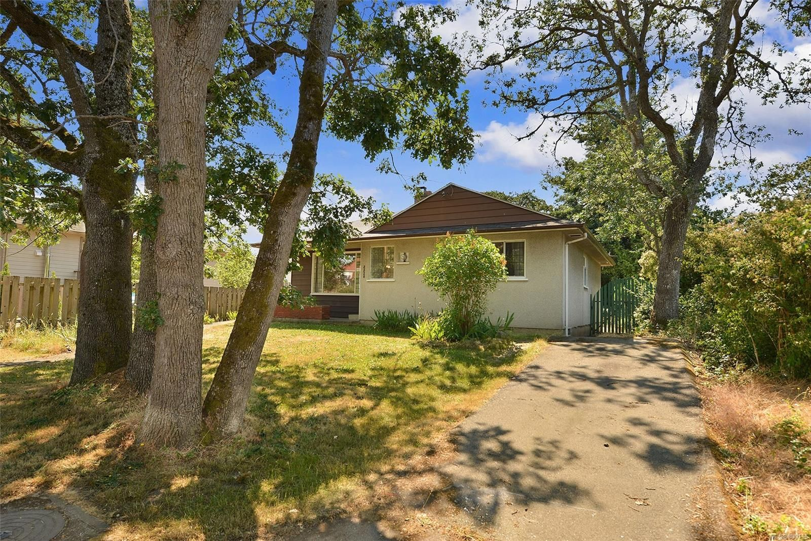Main Photo: 2520 Forbes St in : Vi Oaklands House for sale (Victoria)  : MLS®# 880118