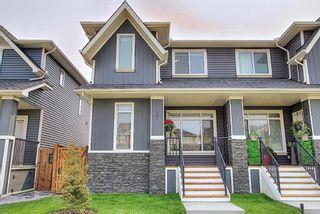 Photo 2: 139 Fireside Drive: Cochrane Semi Detached for sale : MLS®# A1134034