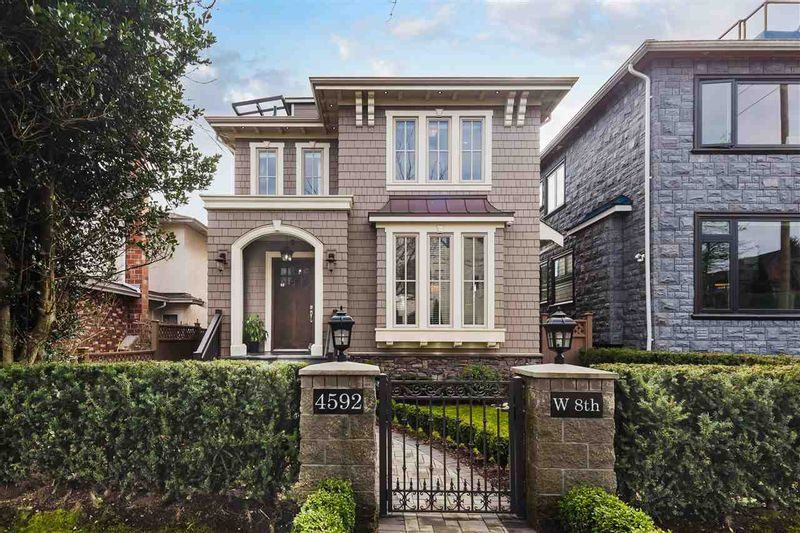 FEATURED LISTING: 4592 8TH Avenue West Vancouver