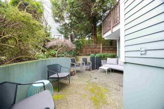 Photo 24: 1942 W 15TH Avenue in Vancouver: Kitsilano Townhouse for sale (Vancouver West)  : MLS®# R2575592