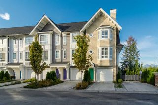 """Photo 1: 37 8438 207A Street in Langley: Willoughby Heights Townhouse for sale in """"YORK By Mosaic"""" : MLS®# R2211838"""