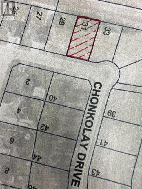 Main Photo: 31 Chonkolay Drive in High Level: Vacant Land for sale : MLS®# A1128667