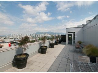 Photo 16: # 410 2511 QUEBEC ST in Vancouver: Mount Pleasant VE Condo for sale (Vancouver East)  : MLS®# V1070604