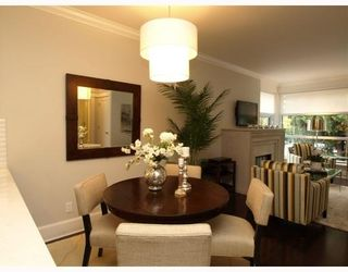 """Photo 4: #2 1891 Marine in West Vancouver: Ambleside Condo for sale in """"Park view place"""" : MLS®# V796758"""