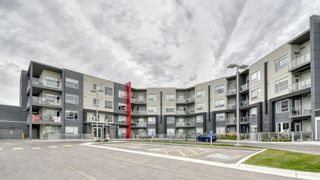 Main Photo: 402 8530 8A Avenue SW in Calgary: West Springs Apartment for sale : MLS®# A1150117