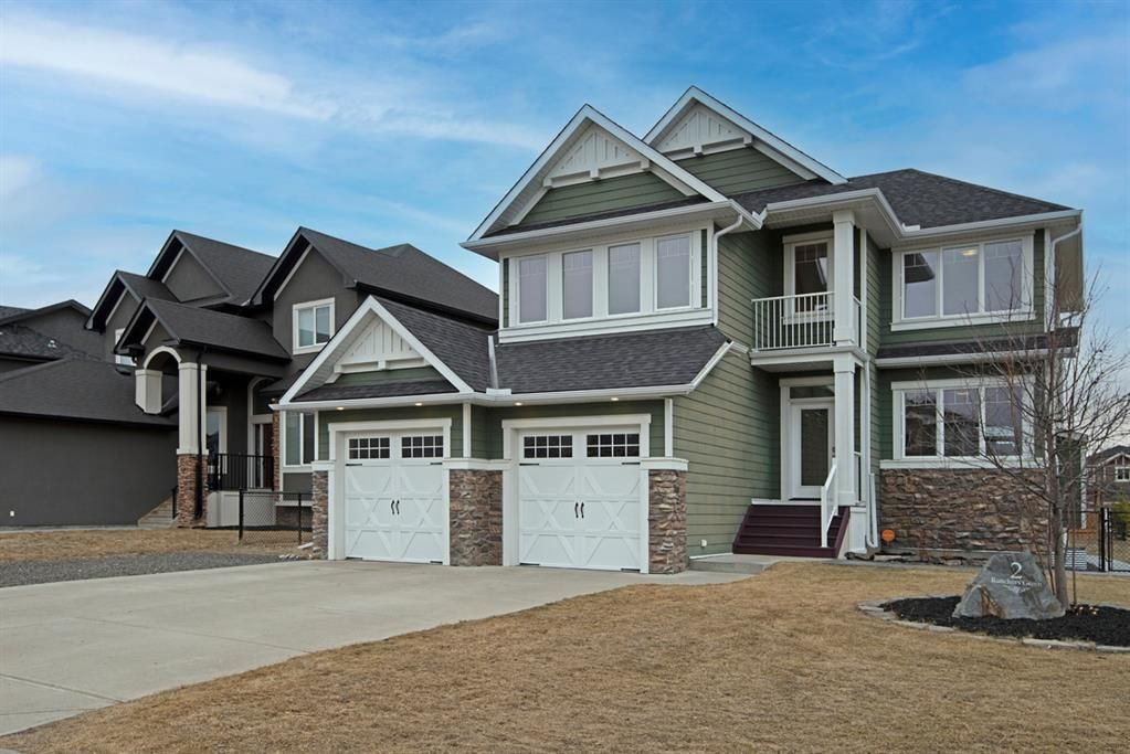 Main Photo: 2 Ranchers Green: Okotoks Detached for sale : MLS®# A1090250