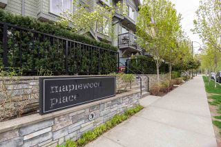 "Photo 1: 32 433 SEYMOUR RIVER Place in North Vancouver: Seymour NV Condo for sale in ""Maplewood Place"" : MLS®# R2452609"