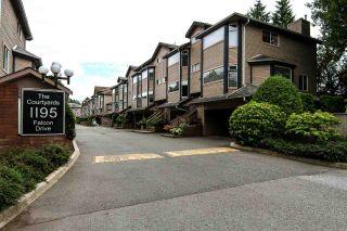 Photo 20: 2 1195 FALCON Drive in Coquitlam: Eagle Ridge CQ Townhouse for sale : MLS®# R2094331