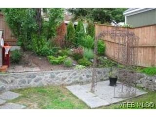 Photo 9:  in VICTORIA: Es Rockheights Half Duplex for sale (Esquimalt)  : MLS®# 482837