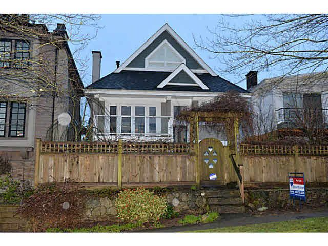 Main Photo: 3362 W 30TH AVENUE in Vancouver West: Dunbar House for sale ()  : MLS®# V1103771