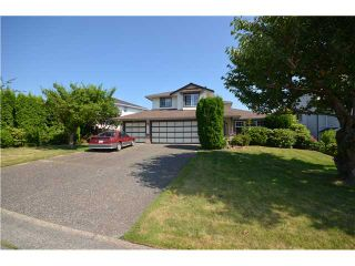 """Photo 1: 2555 COLONIAL Drive in Port Coquitlam: Citadel PQ House for sale in """"CITADEL"""" : MLS®# V964131"""