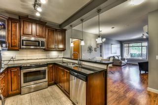 Photo 11: 111 8258 207A STREET in Langley: Willoughby Heights Condo for sale : MLS®# R2200627
