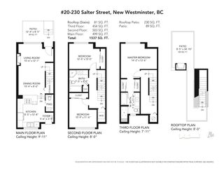 Photo 38: 20 230 SALTER Street in New Westminster: Queensborough Townhouse for sale : MLS®# R2570392