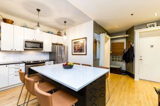 """Photo 4: 203 2556 E HASTINGS Street in Vancouver: Hastings Sunrise Condo for sale in """"L'Atelier"""" (Vancouver East)  : MLS®# R2516227"""