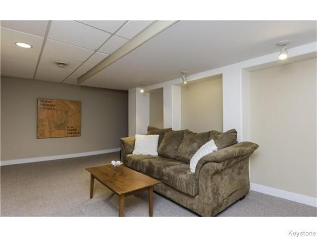 Photo 17: Photos: 225 Egerton Road in Winnipeg: St Vital Residential for sale (South East Winnipeg)  : MLS®# 1605612