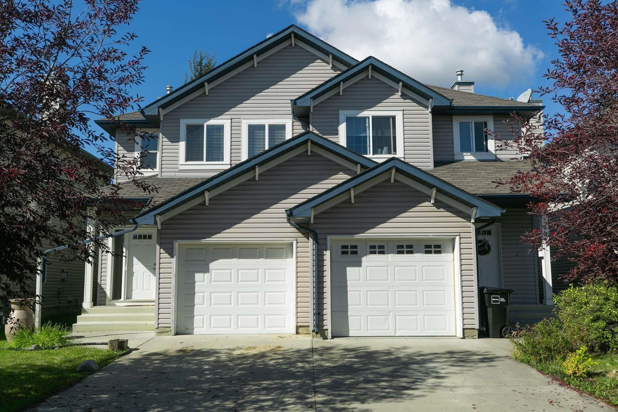 Main Photo: 1887 RUTHERFORD Road in Edmonton: Zone 55 House Half Duplex for sale : MLS®# E4262620