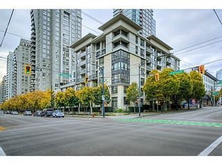 Photo 24: 607 538 SMITHE Street in Vancouver West: Downtown VW Home for sale ()  : MLS®# V1035615