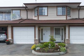 """Photo 2: 32 32659 GEORGE FERGUSON Way in Abbotsford: Abbotsford West Townhouse for sale in """"CANTERBURY GATE"""" : MLS®# R2343640"""
