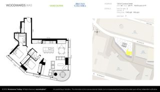 """Photo 40: 3106 128 W CORDOVA Street in Vancouver: Downtown VW Condo for sale in """"WOODWARDS W43"""" (Vancouver West)  : MLS®# R2616664"""