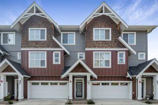 "Photo 1: 21 2150 SALISBURY Avenue in Port Coquitlam: Glenwood PQ Townhouse for sale in ""SALISBURY WALK"" : MLS®# R2508076"