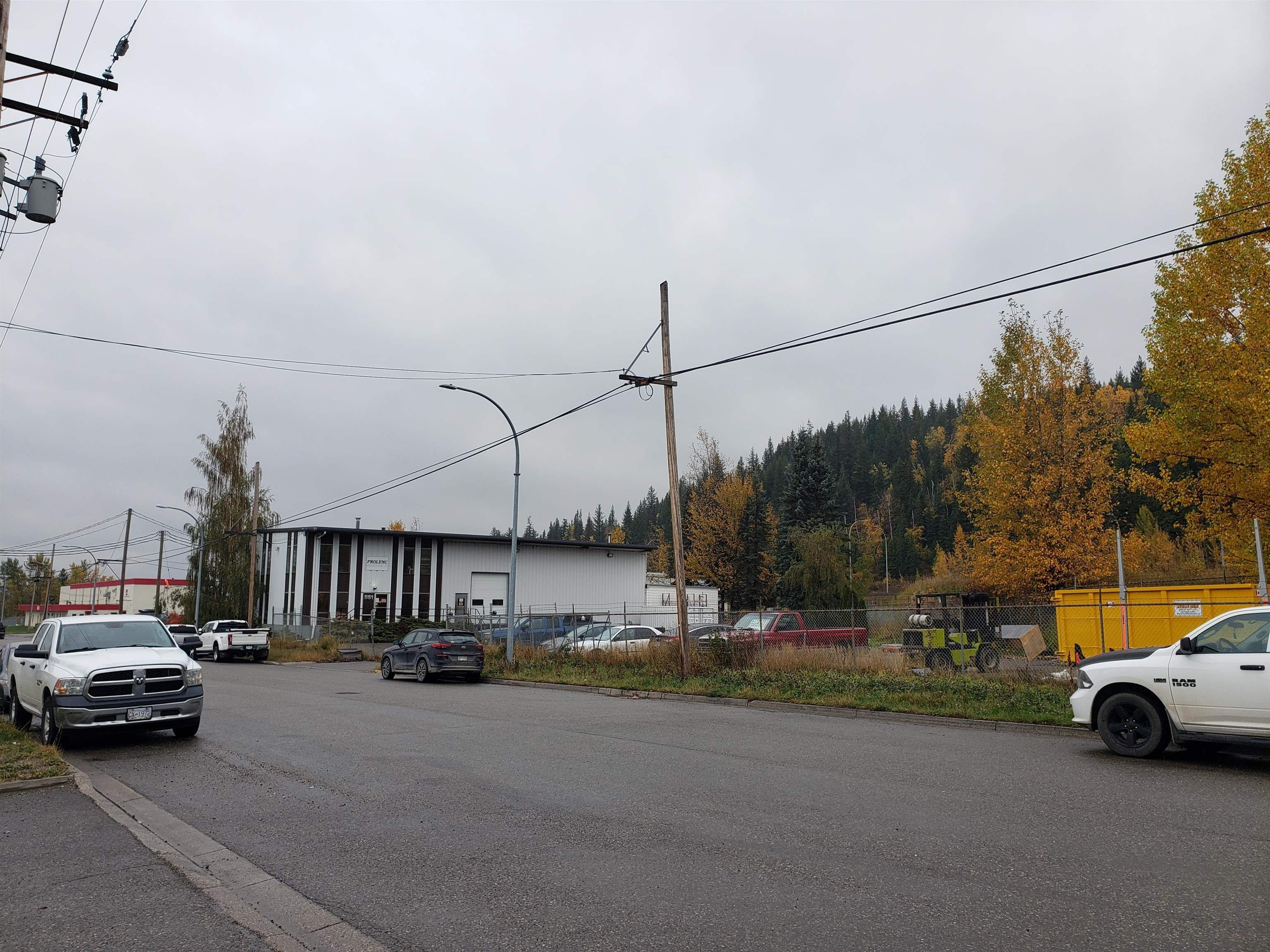 Main Photo: 951 GREAT Street in Prince George: BCR Industrial Industrial for sale (PG City South East (Zone 75))  : MLS®# C8040554