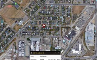 Main Photo: 809 23 Avenue SE in Calgary: Ramsay Residential Land for sale : MLS®# A1153943