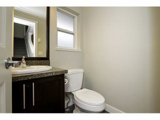 "Photo 9: 5 22788 WESTMINSTER Highway in Richmond: Hamilton RI Townhouse for sale in ""HAMILTON STATION"" : MLS®# V1053616"