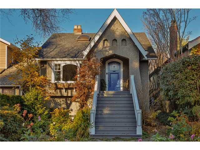 Main Photo: 1919 W 43RD AV in Vancouver: Kerrisdale House for sale (Vancouver West)  : MLS®# V1036296
