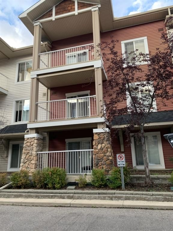 Main Photo: 3112 70 Panamount Drive NW in Calgary: Panorama Hills Apartment for sale : MLS®# A1151113