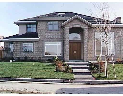 """Main Photo: 6028 PEARKES DR in Richmond: Terra Nova House for sale in """"TERRA NOVA"""" : MLS®# V539572"""