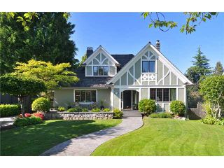 Photo 1: 1749 W 38TH Avenue in Vancouver: Shaughnessy House  (Vancouver West)  : MLS®# V1068329