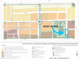 Photo 1: 16747 24 Avenue in surrey: Grandview Surrey Land for sale (South Surrey White Rock)