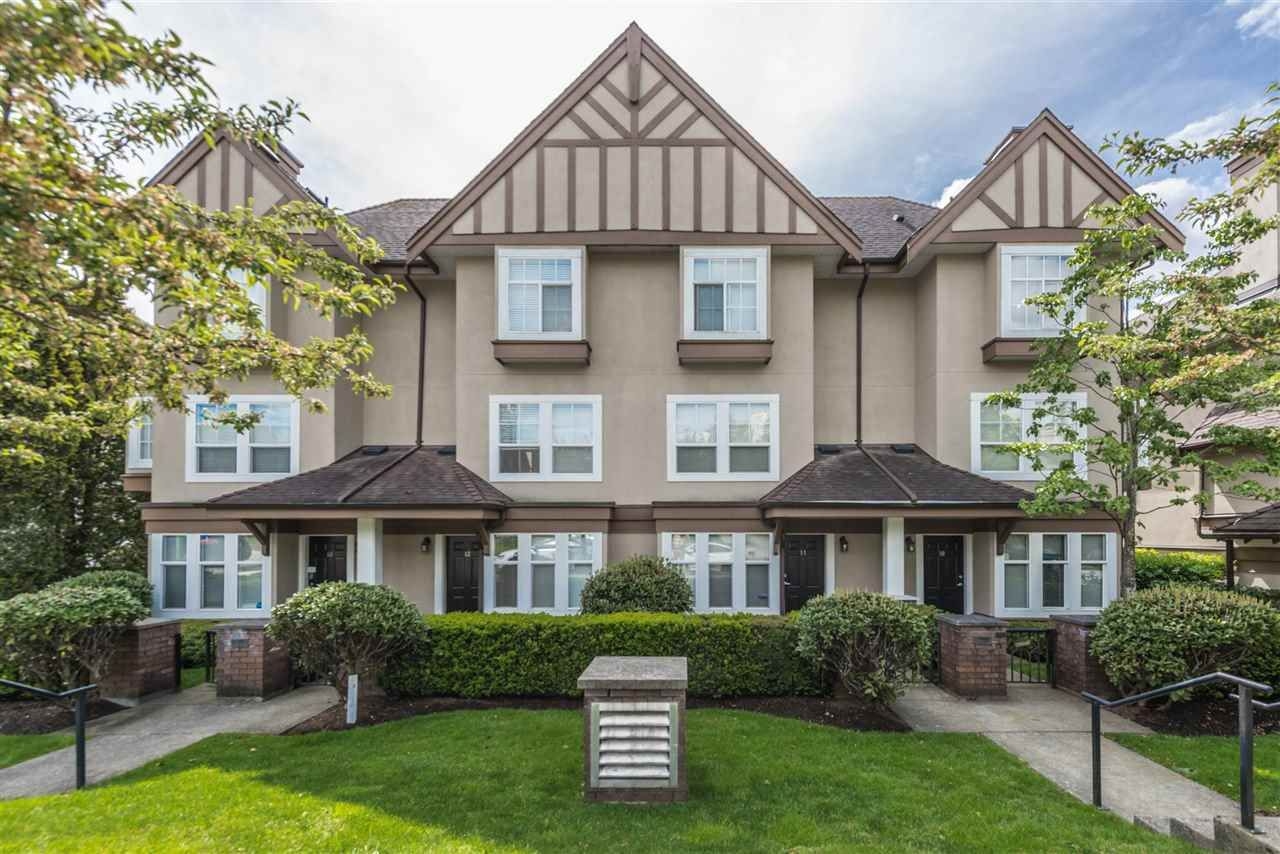 "Main Photo: 33 7238 18TH Avenue in Burnaby: Edmonds BE Townhouse for sale in ""HATTON PLACE"" (Burnaby East)  : MLS®# R2168243"