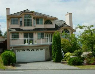 "Photo 1: 2682 KLASSEN CT in Port Coquitlam: Citadel PQ House for sale in ""CITADEL"" : MLS®# V606270"