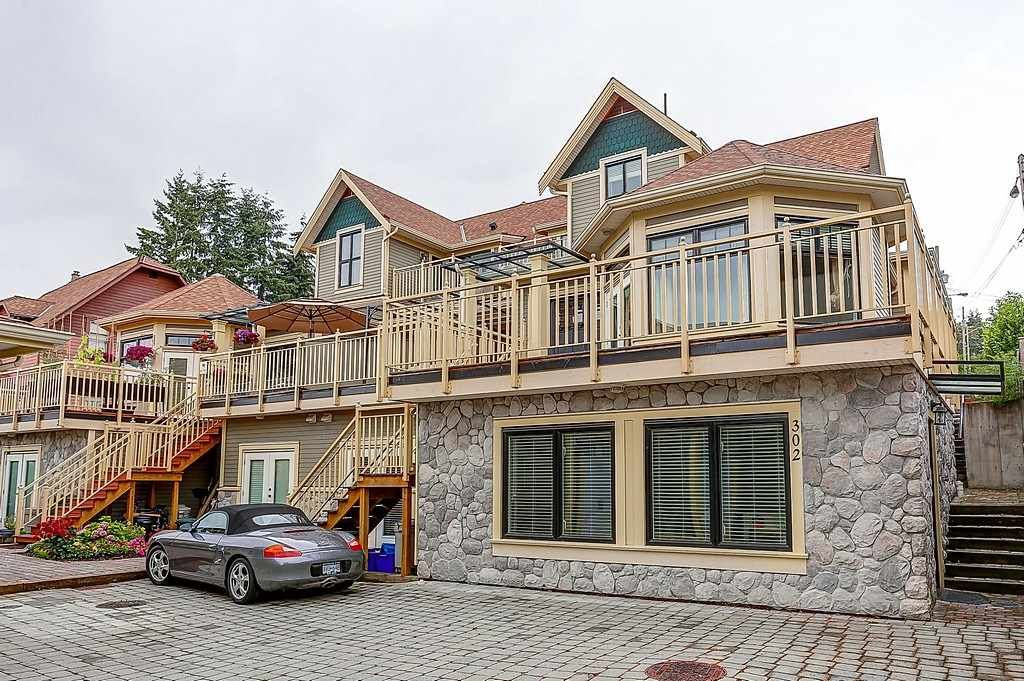 """Main Photo: 302 311 LAVAL Square in Coquitlam: Maillardville Townhouse for sale in """"HERITAGE ON THE SQUARE"""" : MLS®# R2097226"""