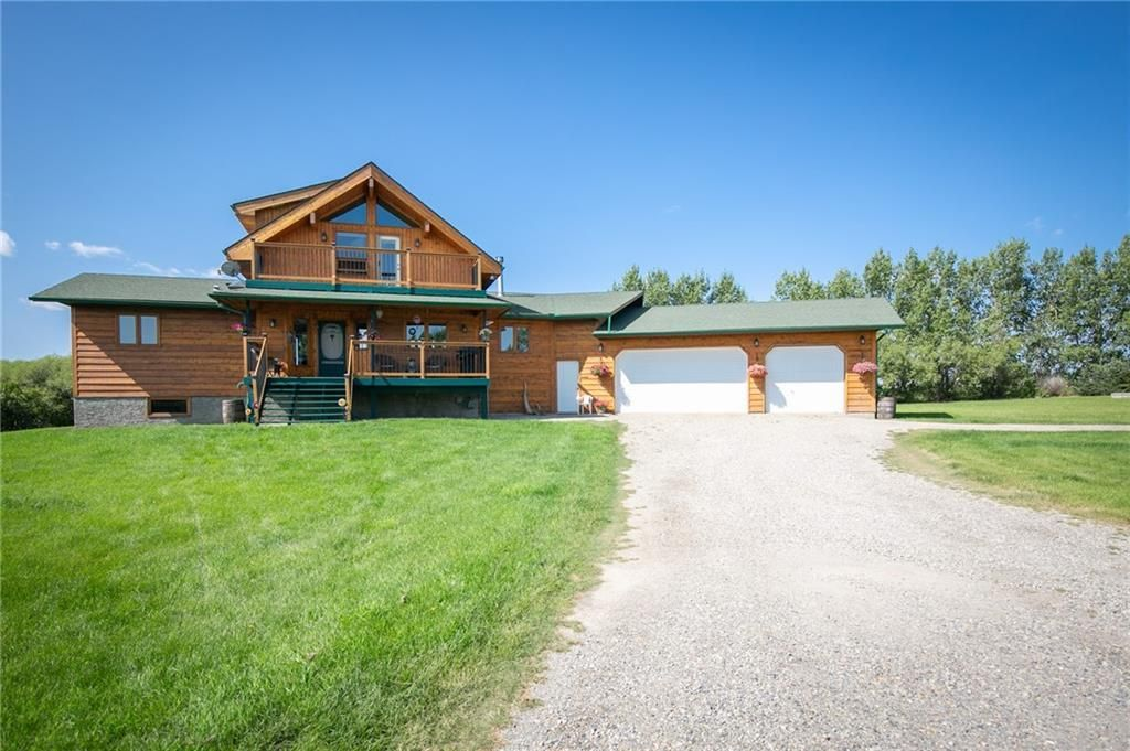 Main Photo: 30310 Rge Rd 24: Rural Mountain View County Detached for sale : MLS®# A1083161