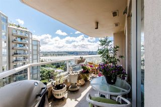 """Photo 6: 1407 1185 QUAYSIDE Drive in New Westminster: Quay Condo for sale in """"RIVERIA TOWERS"""" : MLS®# R2382149"""