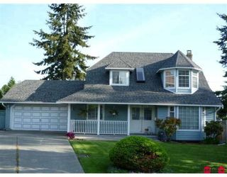 Photo 1: 1603 143A Street in Surrey: Sunnyside Park Surrey House for sale (South Surrey White Rock)  : MLS®# F2911716