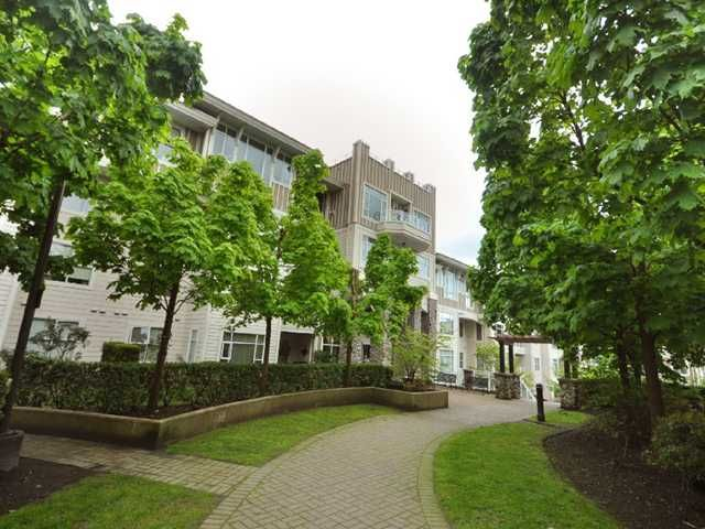 """Main Photo: 408 3625 WINDCREST Drive in North Vancouver: Roche Point Condo for sale in """"WINDSONG III"""" : MLS®# V890113"""