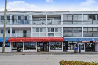 "Photo 2: 206 14881 MARINE Drive: White Rock Condo for sale in ""Driftwood Arms"" (South Surrey White Rock)  : MLS®# R2381349"