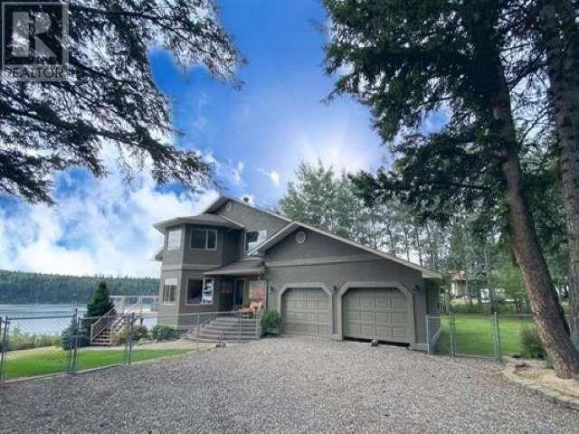 Main Photo: 6158 LAKESHORE DRIVE in Horse Lake: House for sale : MLS®# R2608482